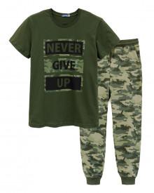 451 Комплект мужской (футболка, брюки)