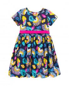 8187 Платье для девочки
