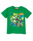 52218 Футболка для мальчика р. 92-52 зеленый