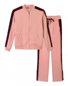 1135 Комплект женский (джемпер, брюки) р.42 с.розовый