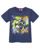 52223 Футболка для мальчика р.134-68 индиго