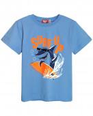 52197 Футболка для мальчика р. 92-52 голубой