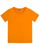 5279 Футболка детская р.110-60 оранжевый